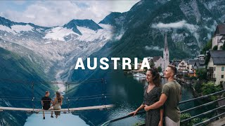 MOST BEAUTIFUL PLACES AUSTRIA 🇦🇹 ∙ Europe Roadtrip ∙ #Vlog 118