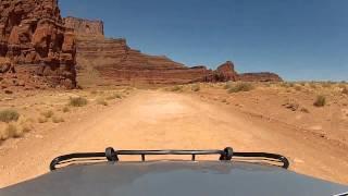 Shafer Trail & Potash Road Complete - Canyonlands National Park