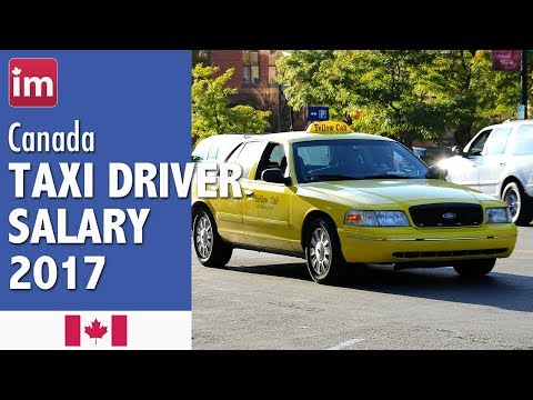 Taxi Driver Salary in Canada | Jobs in Canada 2017
