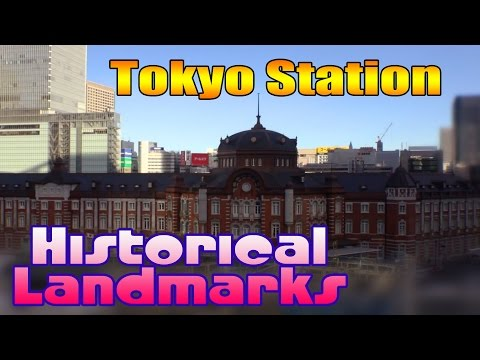 【Tokyo Guide Ep.15】MARUNOUCHI/TOKYO STATION #tokyoextra #東京EXTRA