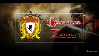 aoe 2vs2   pow vs gametv ngy 05 10 2017