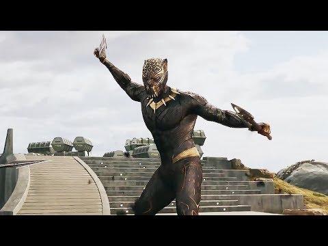 Чёрная Пантера — Русский трейлер (2018)