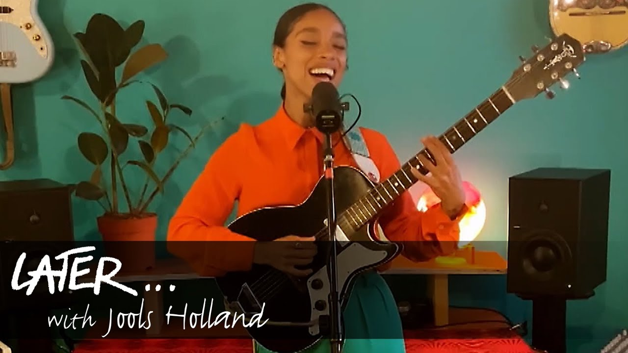 Lianne La Havas - Bittersweet (Live at Home on Later ... with Jools Holland)