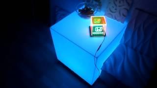 Световая тумба(, 2013-12-16T14:03:01.000Z)