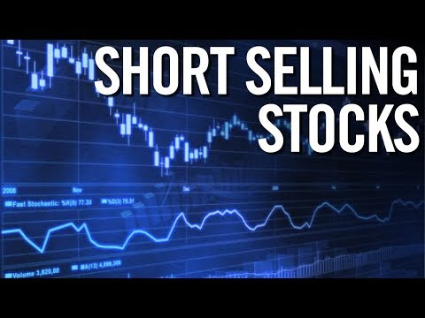 SHORT SELLING STOCKS 📈 The Basics Of Short Positions Explained