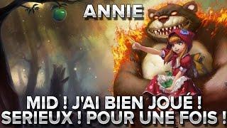 Annie : MID! J