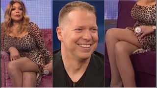 Wendy Williams PUIIS 0FF DRE$$ For MARRIED MAN Gary Owen! She BEGGED HIM For DINNER DATE: REJECTED!