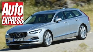 New Volvo V90 review: has the king of estates returned?