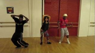 "Sean Paul feat. Alexis Jordan ""Got 2 Luv U"" - Blackgold Dancehall Class NYC"