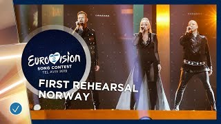 Norway 🇳🇴 - KEiiNO - Spirit In The Sky - First Rehearsal - Eurovision 2019