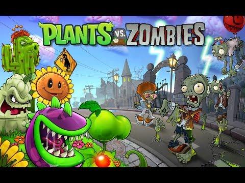 Plants vs. Zombies [PS3] FULL Walkthrough