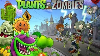 Plants vs. Zombies [PS3] FULL Walkthrough