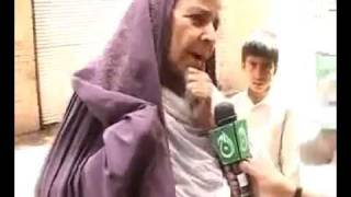 Dabang Lady of  Kachi Mahallah Peshawar Must Watch Very Funny Zardari??????