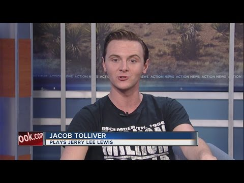 Interview with Jacob Tolliver with Million Dollar Quartet
