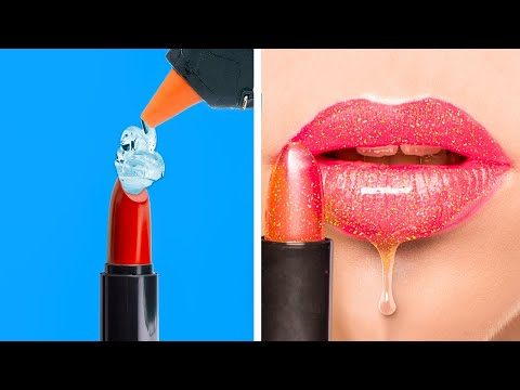 34 BEAUTY RECIPES TO LOOK STUNNING EVERY DAY || Girls Secrets No Men Should Know