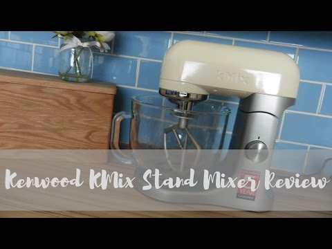 Kenwood KMix Stand Mixer Review
