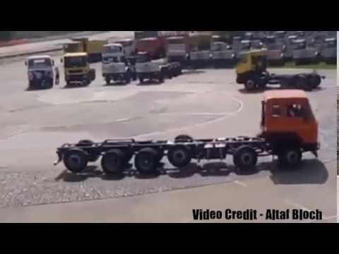 Scoop : Tata 43T, 12x2 rigid truck