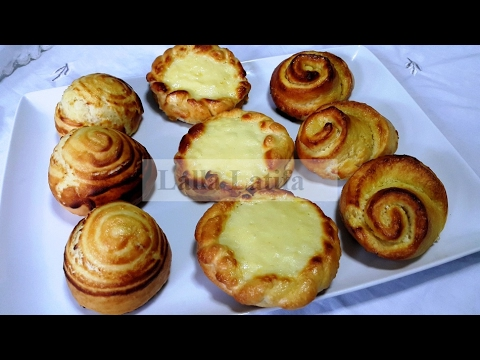 Brioches au fromage