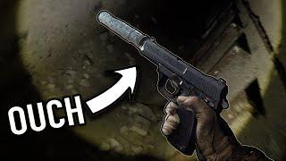 This Airsoft Pistol is UNFAIR 😡(Novritsch SSX-23)