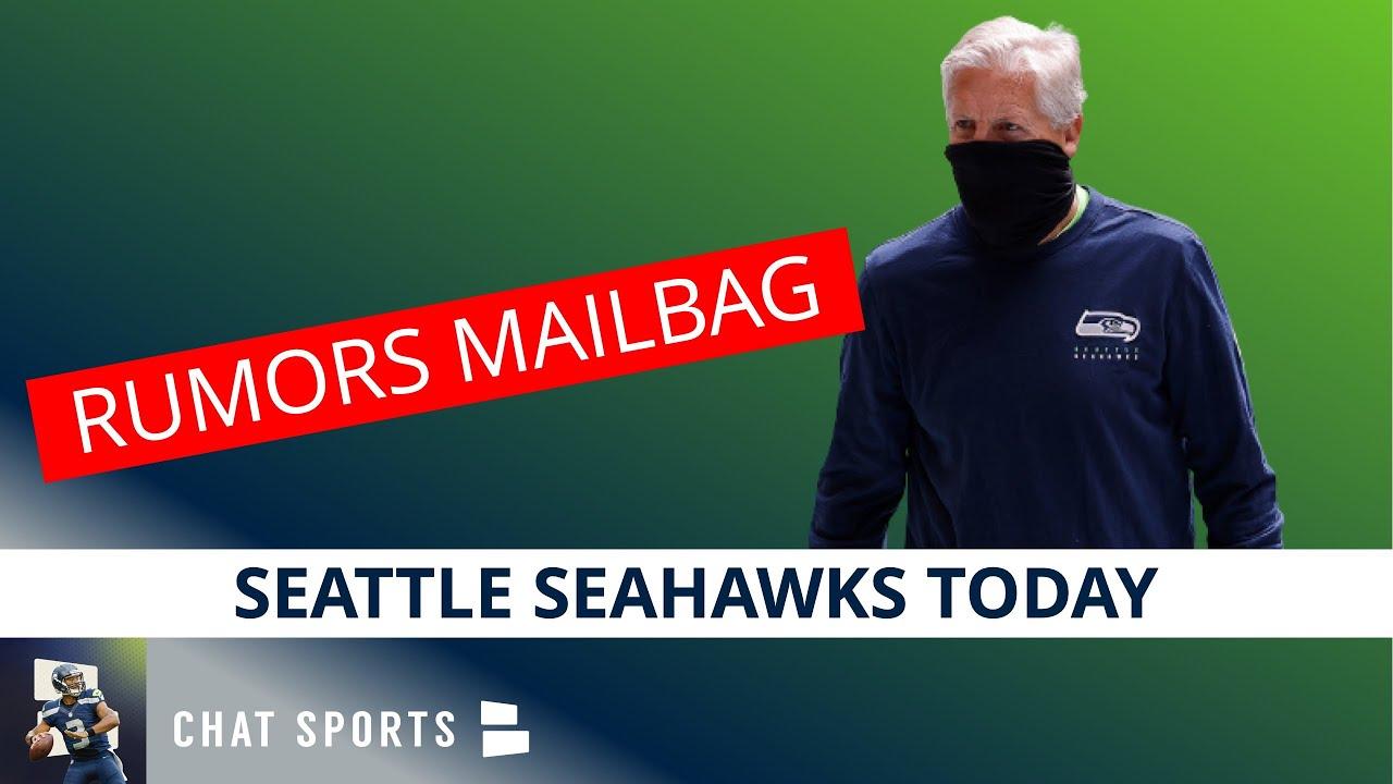 Seattle Seahawks Today Mailbag: Trade For An EDGE? Carlos Dunlap, Ryan Kerrigan? Or Casey Hayward?