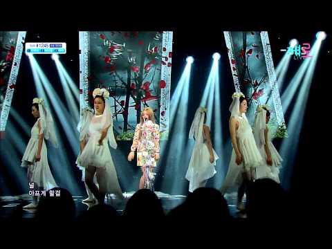 lee hi rose stage mix 이하이 로즈