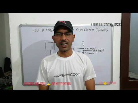 Episode 48 How to find air leakage from pneumatic valve or cylinder in hindi