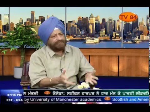 RSS's Agenda Of Wiping Out Sikhism From India - Gurcharan Singh Babbar (Journalist)
