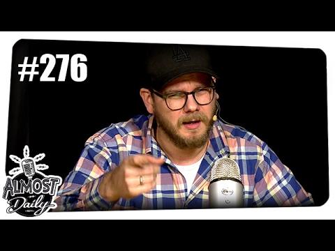 Almost Daily #276 | Der deutsche Fernsehpreis 2017 mit Etienne, Simon & Nils | 12.02.2017