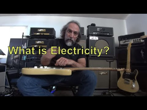 What is electricity? (understanding electronics/electricity) - Dr. Bob's Theory of Zombie Electrons