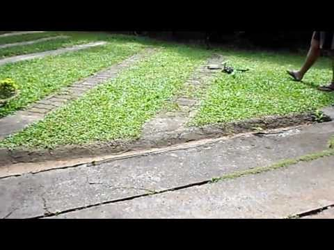 Quad copter Flying training