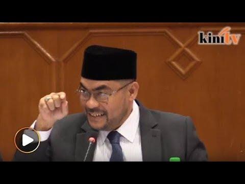 'Macamlah menteri agama ni bodoh sangat!', Mujahid 'sekolahkan' pengkritik thumbnail