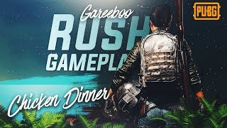 PUBG MOBILE KANSER RUSH GAMEPLAY WITH CHICKEN DINNER #yeyeyeyeye