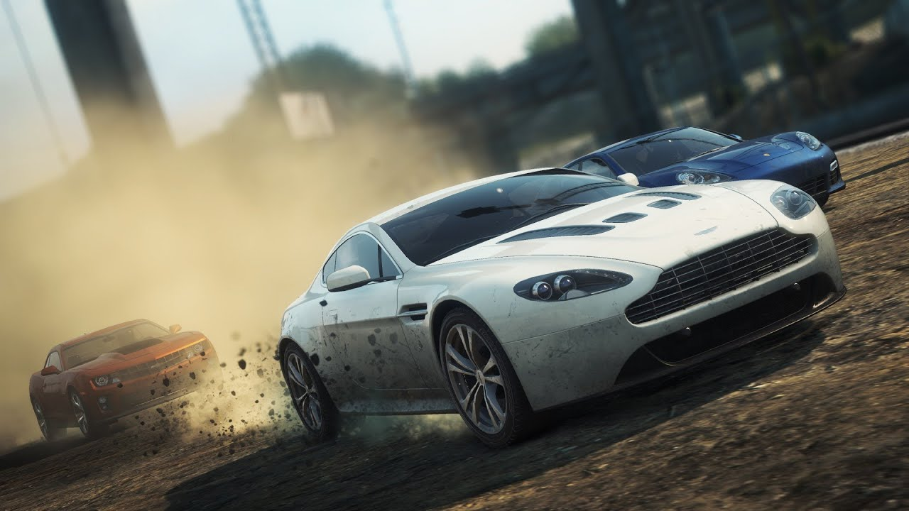 need for speed™ most wanted aston martin v12 vantage hidden