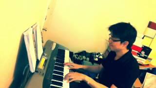 คิดถึงเธอ (แร็พเตอร์) - Piano cover