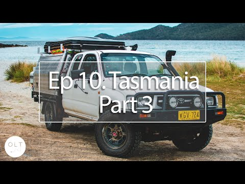 This Is The END Of The Road - Bruny Island & South Port - TASMANIA - E10