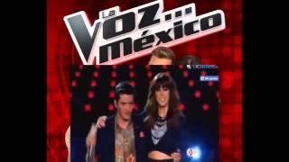 La voz Mexico cuarta temporada   Capitulo 8 Domingo 26 de Octubre del 2014