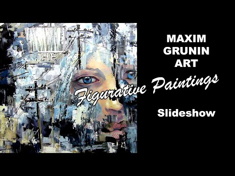 Maxim Grunin Paintings