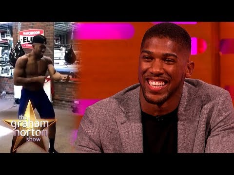 Download Youtube: Anthony Joshua Has Some Very Interesting Training Techniques | The Graham Norton Show