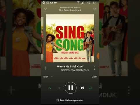Sing Song - Mama Na Sribi Krosi