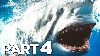 HAMMERHEAD SHARK APEX in MANEATER Walkthrough Gameplay Part 4 (FULL GAME)