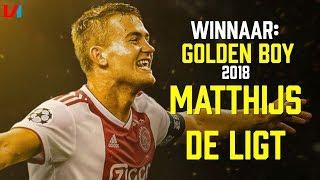 Matthijs de Ligt is de Enige Terechte Winnaar van de Golden Boy!
