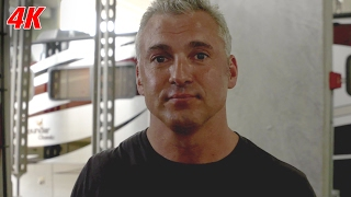 Go backstage with Shane McMahon at WrestleMania 33: WrestleMania 4K Exclusive, April 2, 2017