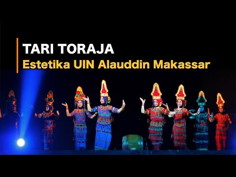 Tari Toraja - Estetika UIN Alauddin Makassar