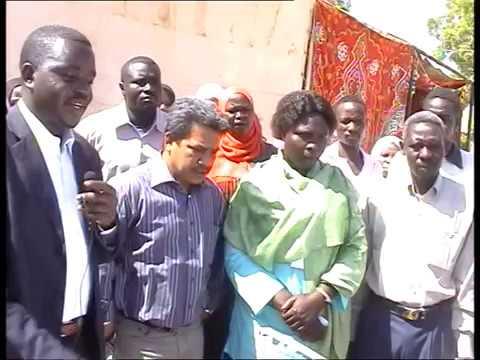 Solar cooking  workshop الورشة التدريبية حول الطبخ الشمسي-جامعة زالنجي- السودان