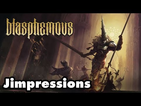 Blasphemous - Deliciously Macabre Misery (Jimpressions)