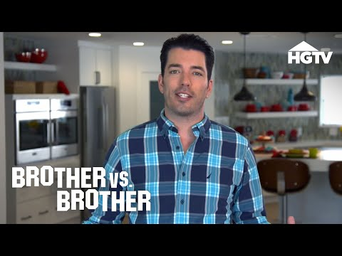 Brother Vs. Brother - How to Modernize Your Kitchen - HGTV