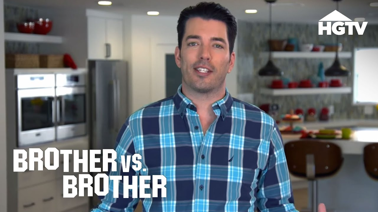 Brother Vs. Brother - How to Modernize Your Kitchen - HGTV - YouTube