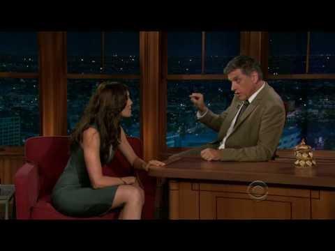Daniela Ruah on Craig Ferguson 2010 HD 1/2