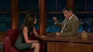 Daniela Ruah on Craig Ferguson 2010 HD 1/2