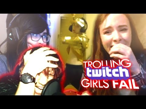 When picking up Twitch girls LIVE goes HORRIBLY WRONG... **SHE ROASTED US**